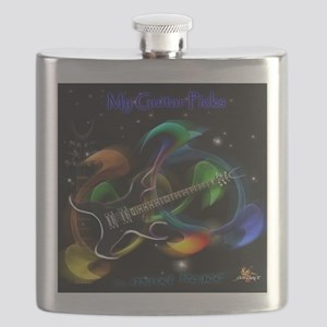 My Guitar Picks Flask