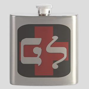 Good Samaritans Flask