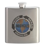 Recycle World Flask