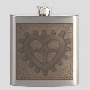 Gearheart Flask