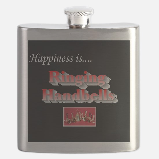 Happiness Is... Black Flask