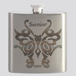 Brown Stone Senior Flask