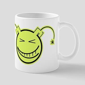 NEW BITCH IS BACK LUMINOUSYELLOW FILLED Mug