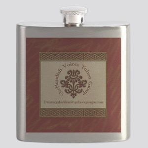 Outlandish Voices Flask