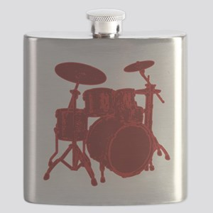 Red Drums Flask