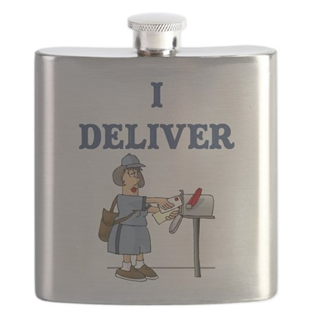 Mail Carrier Flask