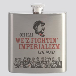 LOL Mao Flask