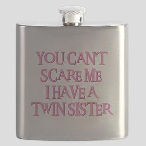 TWIN SISTER Flask