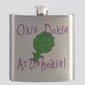 Okie Dokie Flask