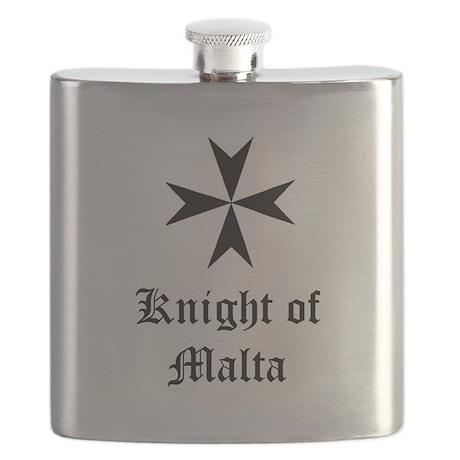 Knight of Malta Flask