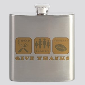 Give Thanks Flask