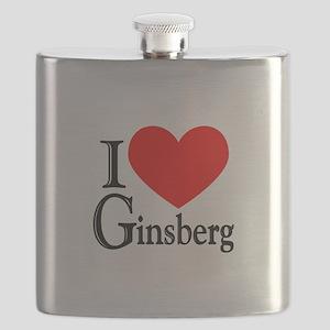 Ginsberg Flask