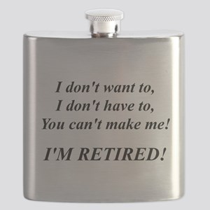 Retire #6 Flask