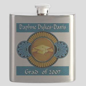 Daphne Dykes-Davis Flask