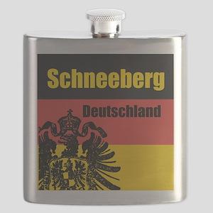 Schneeberg Deutschland Flask