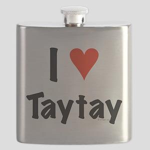 I love TayTay Flask