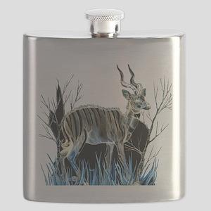 Gemsbok Flask