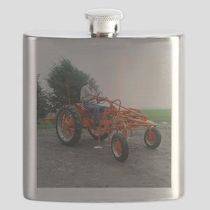 Allis Chalmers G Flask