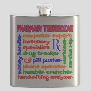 Pharmacy Technician Flask
