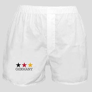 Germany stars flag Boxer Shorts