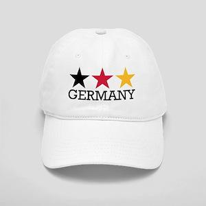 Germany stars flag Cap