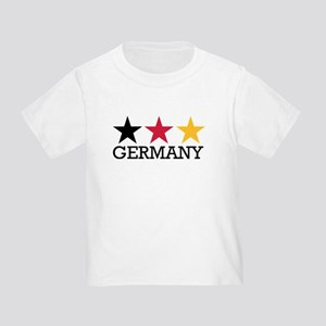 Germany stars flag Toddler T-Shirt