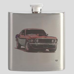 Mustang 1969 Flask