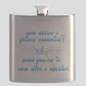 Prince Charming Flask