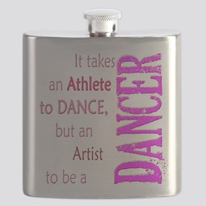 Artist Athlete Dancer Flask
