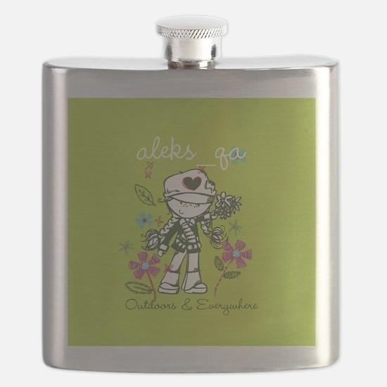 Unique Aleks Flask