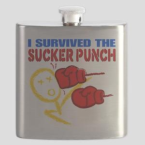 Sucker Punch Flask