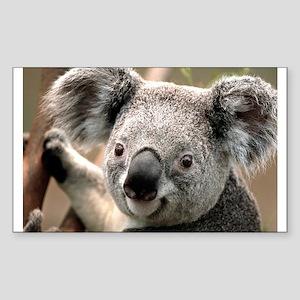 koala Sticker (Rectangle)