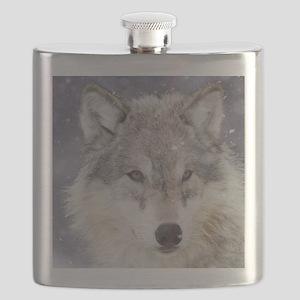 Snow Bound Flask