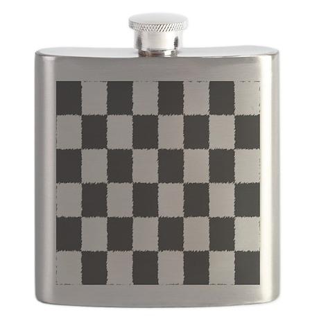Checkered Flag Flask