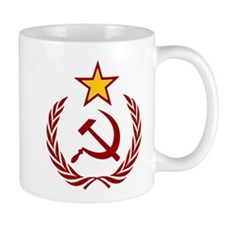 HAMMER SICLE THE STAR Mug