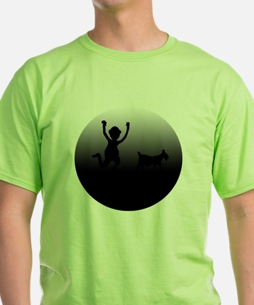 NEW GOAT SILHOUETTE.png T-Shirt