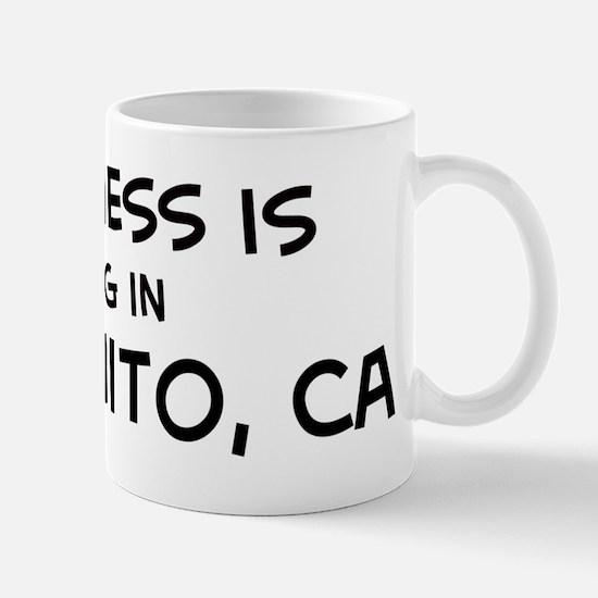 San Benito - Happiness Mug