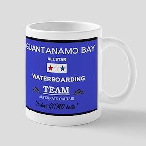 Guantanamo Bay Waterboarding Mug