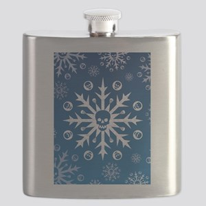 skullflake_card1 Flask