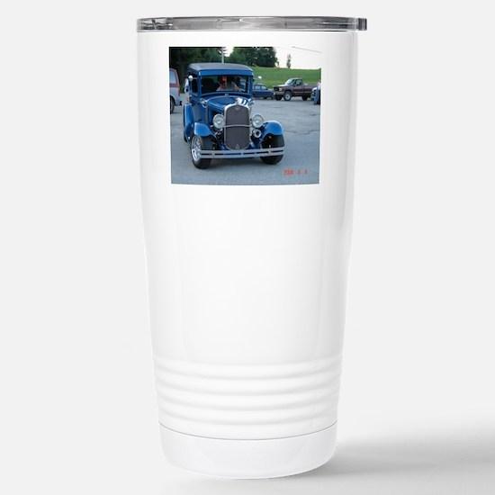 HOT ROD IIIT Stainless Steel Travel Mug