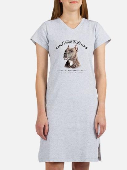 Man's Best Friend Women's Nightshirt
