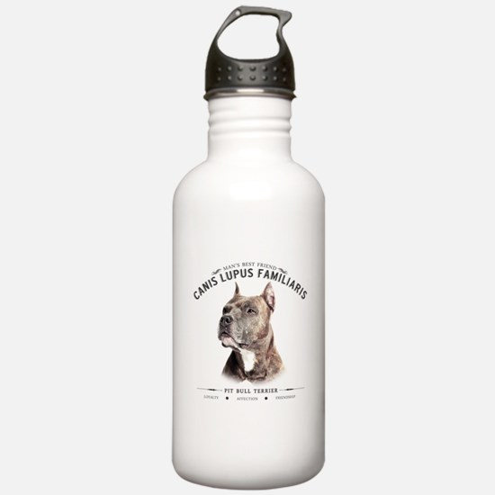 Man's Best Friend Water Bottle