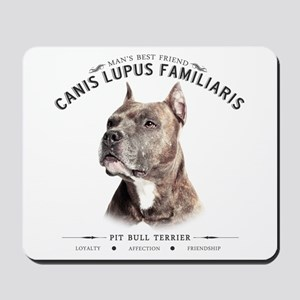 Man's Best Friend Mousepad