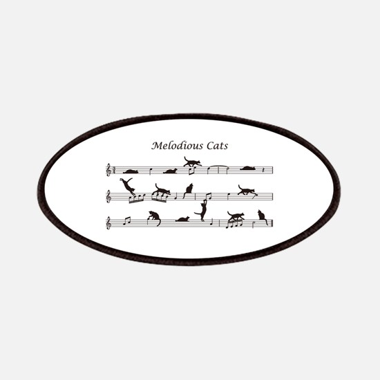 Melodious Cats Patches