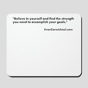 Motivational #3 Mousepad