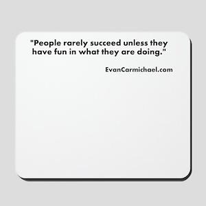 Motivational #4 Mousepad