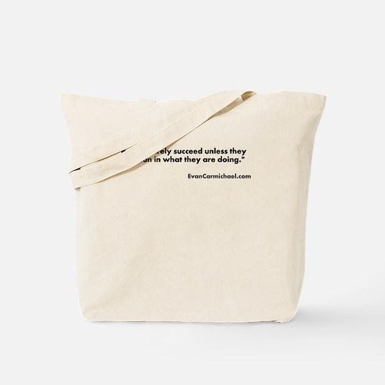 Motivational #4 Tote Bag