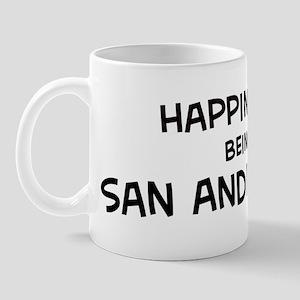 San Andreas - Happiness Mug