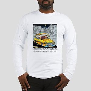 Reindeer Cabbie Long Sleeve T-Shirt