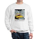 Reindeer Cabbie Sweatshirt